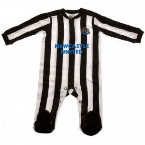 Newcastle United FC Sleepsuit 9/12 mths ST