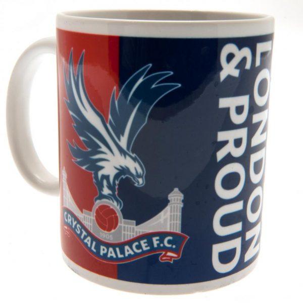 Crystal Palace FC Mug SL