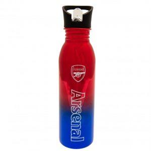 Arsenal FC UV Metallic Drinks Bottle