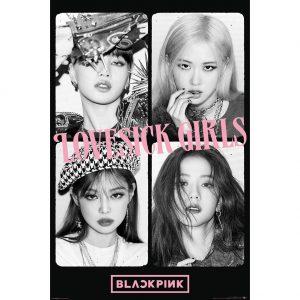 Blackpink Poster Lovesick 151