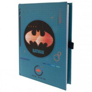 Batman Premium Notebook Bat Tech