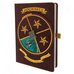 Harry Potter Premium Spinner Notebook