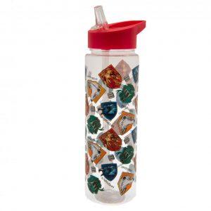 Harry Potter Plastic Drinks Bottle House Crests