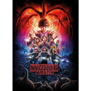 Stranger Things Puzzle 1000pc