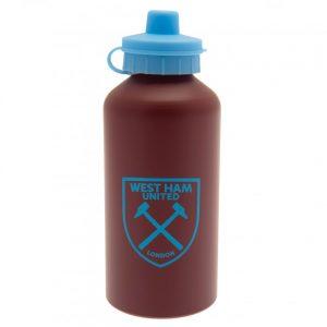 West Ham United FC Aluminium Drinks Bottle MT