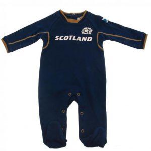 Scotland RU Sleepsuit 3/6 mths