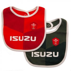 Wales RU 2 Pack Bibs QT