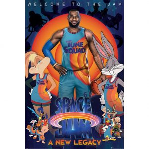 Space Jam 2 Poster 284