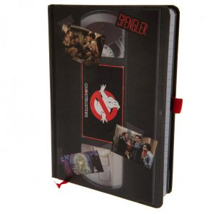 Ghostbusters Premium Notebook VHS