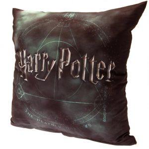 Harry Potter Cushion Deathly Hallows