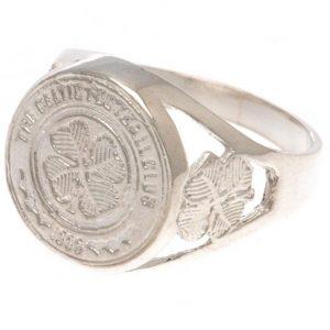 Celtic FC Sterling Silver Ring Medium