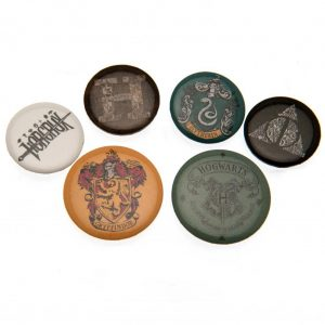 Harry Potter Button Badge Set BL
