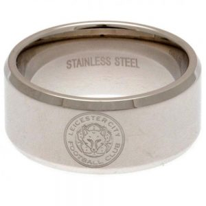 Leicester City FC Band Ring Medium