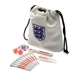 England FA Tote Bag Golf Gift Set