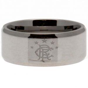 Rangers FC Band Ring Large