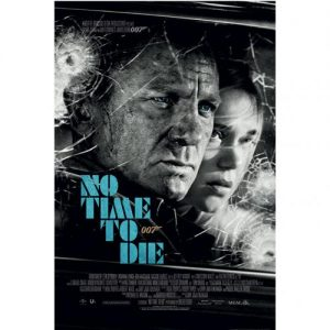 James Bond Poster No Time To Die 171