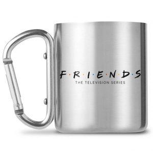 Friends Carabiner Mug