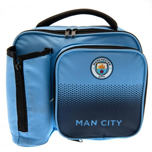 Manchester City FC Fade Lunch Bag