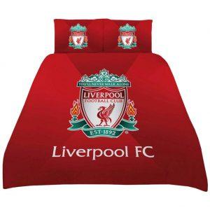 Liverpool FC King Duvet Set