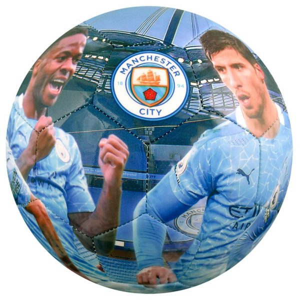 Manchester City FC Players Photo Football