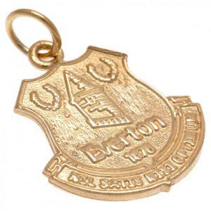 Everton FC 9ct Gold Pendant