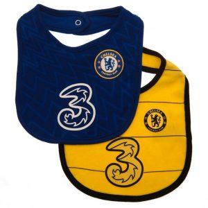 Chelsea FC 2 Pack Bibs BY