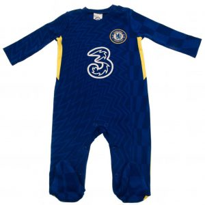 Chelsea FC Sleepsuit 12/18 mths BY
