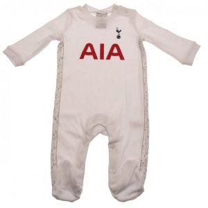 Tottenham Hotspur FC Sleepsuit 0/3 mths MT