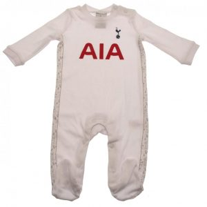 Tottenham Hotspur FC Sleepsuit 6/9 mths MT
