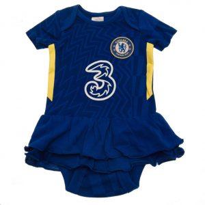 Chelsea FC Tutu 6/9 mths BY