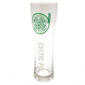 Celtic FC Tall Beer Glass