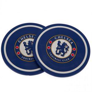 Chelsea FC 2pk Coaster Set