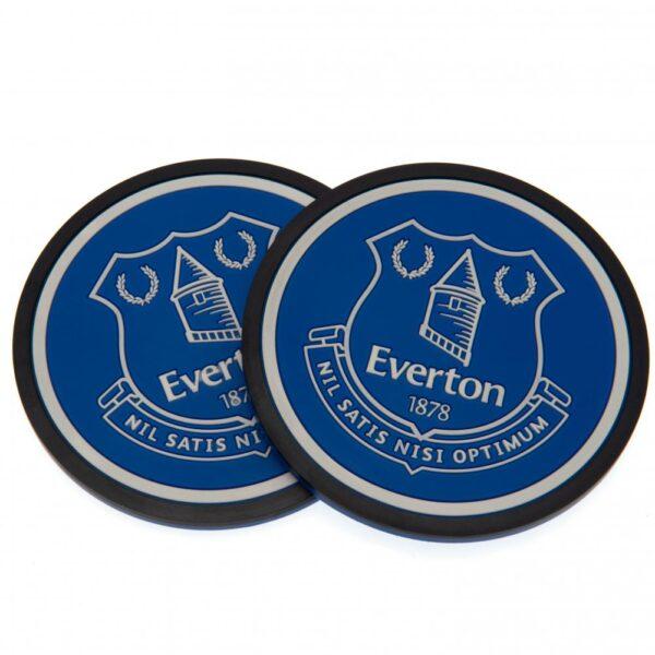 Everton FC 2pk Coaster Set