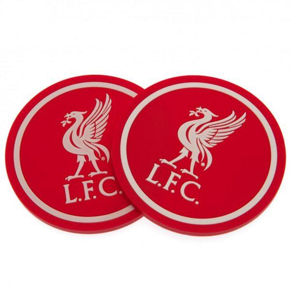 Liverpool FC 2pk Coaster Set