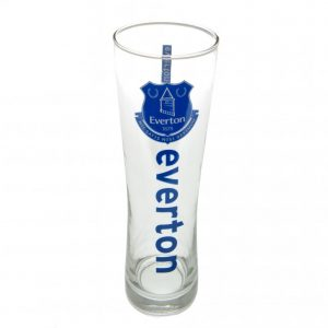 Everton FC Tall Beer Glass