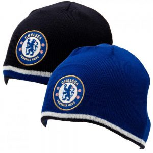 Chelsea FC Reversible Beanie