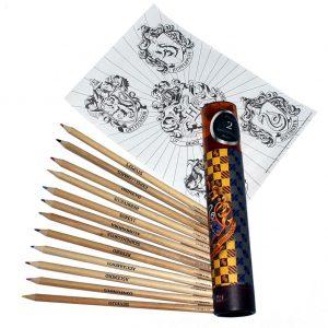 Harry Potter Colouring Pencil Tube