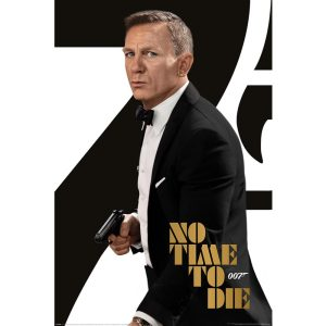 James Bond Poster No Time To Die 220