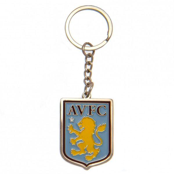 Aston Villa FC Keyring