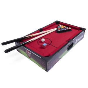 Arsenal FC 20 inch Pool Table