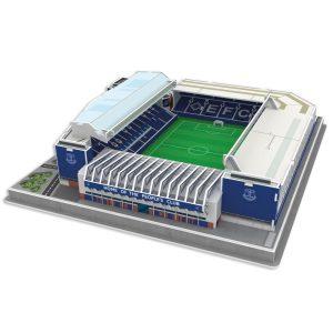 Everton FC 3D Stadium Puzzle