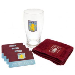 Aston Villa FC Mini Bar Set