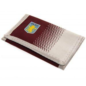 Aston Villa FC Nylon Wallet